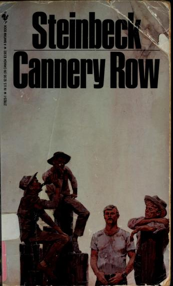 Cover of: Cannery Row | John Steinbeck