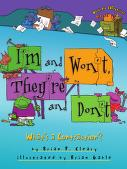 Cover of: I'm and won't, they're and don't