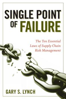 Single point of failure by Gary S. Lynch