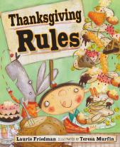 Cover of: Thanksgiving rules